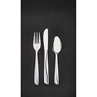World Tableware Inc Tivoli Compact Fork -- 36 per case.