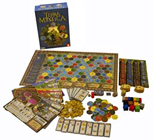 Terra Mystica Board Game from Zman Games