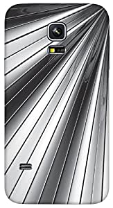 Timpax protective Armor Hard Bumper Back Case Cover. Multicolor printed on 3 Dimensional case with latest & finest graphic design art. Compatible with only Samsung Galaxy S5 mini. Design No :TDZ-20957
