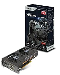 Sapphire Radeon NITRO R9 380 4GB DL-DVI-I / DL-DVI-D / HDMI / DP Dual-X OC Graphics Card 11242-13-20G