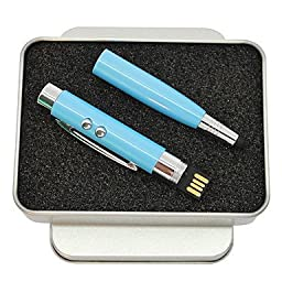 OUSU Pen Shape 4GB USB Flash Drive Pen Drive , Black