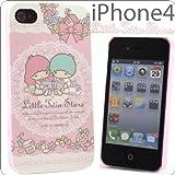 iPhone4キャラクタージャケット キキ&ララA SAN-74TSA