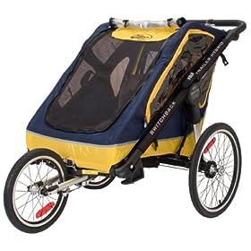 Baby Jogger Switchback Trailer/Jogger Jogging Stroller