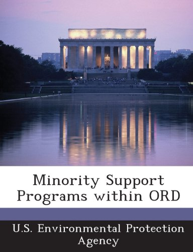 Minority Support Programs Within Ord