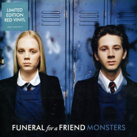 Funeral For A Friend - Monsters (Single Cd1) - Zortam Music