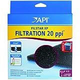 API Filstar XP Filter Filtration Foam 20, 2-Count