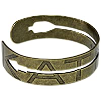 5120vqApTpL. AA200  NECA The Hunger Games: Catching Fire Cutout Arrow Metal Cuff   $10.00!
