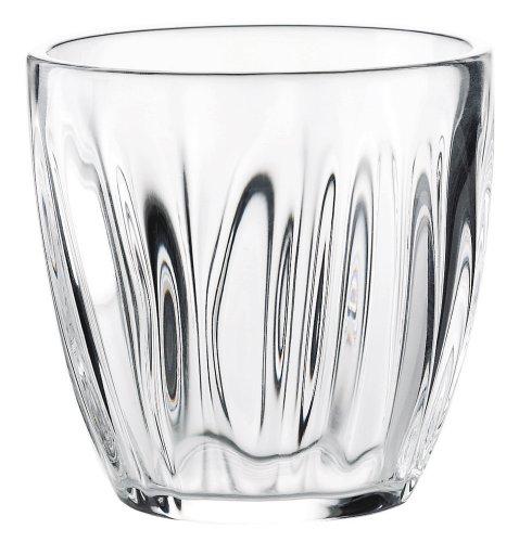 """Guzzini Design: Trinkglas """"Aqua"""" transparent"""