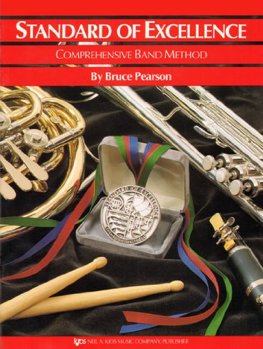 W21HF - Standard of Excellence Original Book 1 French Horn (Standard Book of Excellence Series), Bruce Pearson