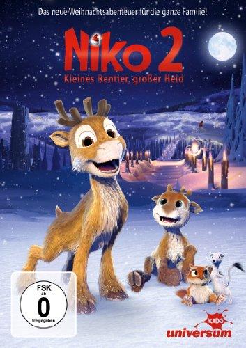 Niko 2 - Kleines Rentier, großer Held [Alemania] [DVD]