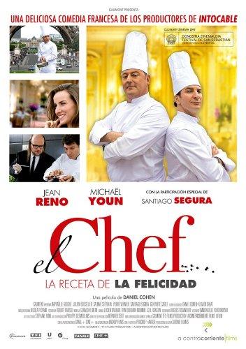 El Chef: La Receta De La Felicidad (Blu-Ray) (Import) (European Format - Region B) (2013) Jean Reno; Mich