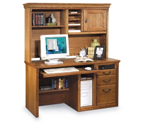 Furniture u0026gt; Office Furniture u0026gt; Desk Hutch u0026gt; Oak Computer Desk Hutch