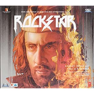 Rockstar Bollywood CD Sountrack