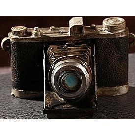 Vintage Camera Decor