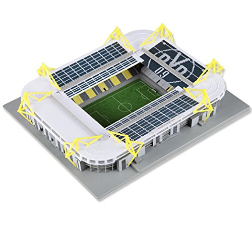 meine arena stadionmodell 39 39 signal iduna park. Black Bedroom Furniture Sets. Home Design Ideas