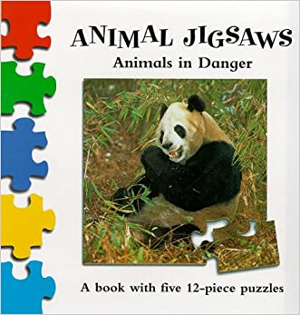 Animals in Danger (Animal Jigsaw)