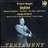 Wagner: Siegfried ~ Keilberth (1955) ~ Wolfgang Windgassen