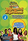 echange, troc Sds Differential Equations Module 4: Choosing a [Import USA Zone 1]