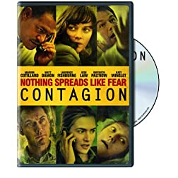 Contagion (+ UltraViolet Digital Copy)