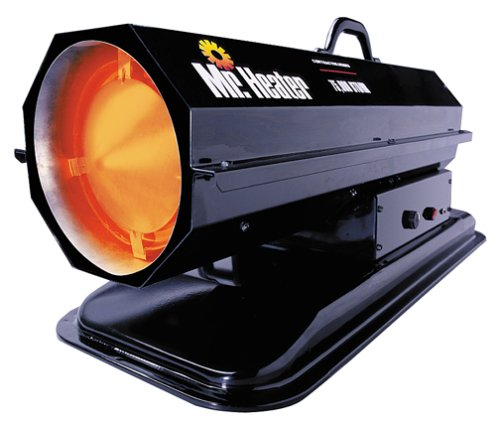 Mr Heater MH75KT Forced Air Kerosene HeaterB0000C6E3F