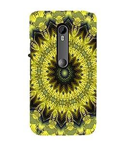 EPICCASE Mesmerising pattern Mobile Back Case Cover For Moto X Style (Designer Case)