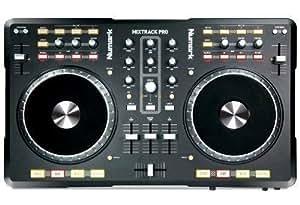 Numark Mixtrack Pro DJ Contrôleur avec interface audio intégrée