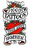 echange, troc HENK SCHIFFMACHER - 1000 tattoos (ing/fra/ale)