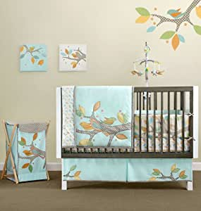 Bananafish MiGi Little Tree Crib Bedding Set