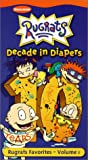 Rugrats - Decade in Diapers (Vol. 1) [VHS]