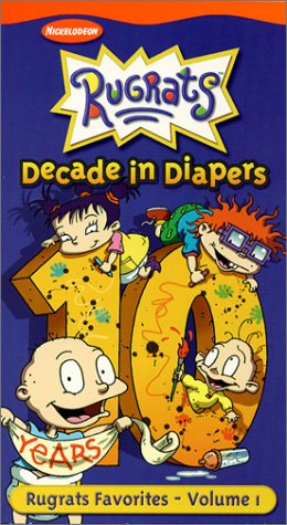 Rugrats:Decade in Diapers 10th