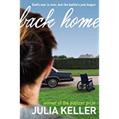 51215cGpRAL. SL500 AA240  Back Home by Julia Keller   Guest Blogger Becky Jackman