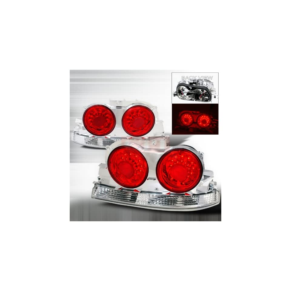 Xnissan Nissan Skyline R33 Led Tail Lights /Lamps Performance