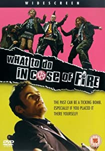What To Do In Case Of Fire [DVD]