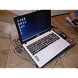 "Asus X550CA 15.6"" Laptop PC - Intel Core i3, 4GB DDR3, 500GB HD, DVD±RW/CD-RW, Webcam, Windows 8 64-bit (White)"