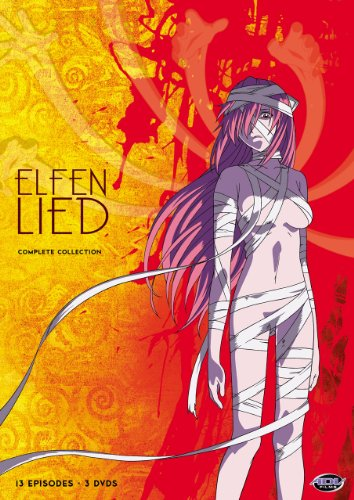 Elfen Lied Complete Collection [DVD] [Import]