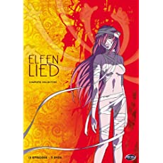 Elfen Lied Complete Collection (エルフェンリート DVD-BOX 北米版)