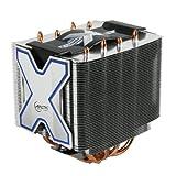 ARCTIC Freezer Xtreme Rev. 2 - 160 Watts Twin-Tower Heatsink CPU Cooler - Intel & AMD - 120mm PWM Fan - 4 Double-Sided Heatpipes - Easy Installation