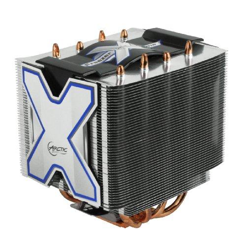 ARCTIC Freezer XTREME Rev. 2 - Dissipatore per Power-User compatibili con Intel e AMD - fino a una potenza di raffreddamento di 160 Watt grazie a una ventola da 120mm PWM