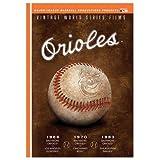 MLB Vintage World Series Films - Baltimore Orioles 1966, 1970 & 1983 ~ Jim Palmer