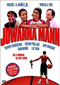 "Cover of ""Juwanna Mann"""