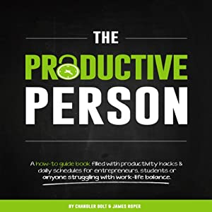 The Productive Person Audiobook