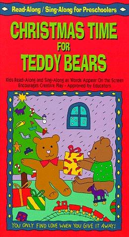 Christmas Time for Teddy Bears [VHS]