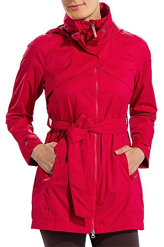 Lole Women's St. Denis Jacket, Fog, Medium