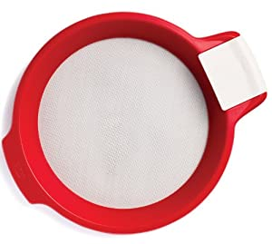 Chef'n Sift'n Sieve Flour Sifter and Sieve