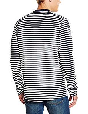Jack & Jones Men's Jcodaniel Sweat Crew Neck Sweatshirt