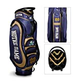 NCAA Notre Dame Team Cart Golf Bag at Amazon.com