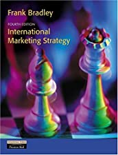 International Marketing Strategy by Frank Bradley