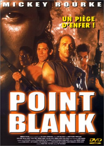Point Blank [DVD] [Import]