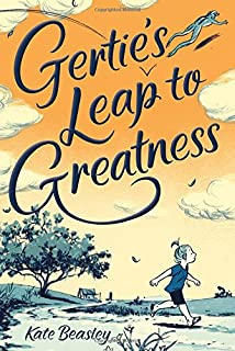 Book Cover: Gertie's Leap to Greatness