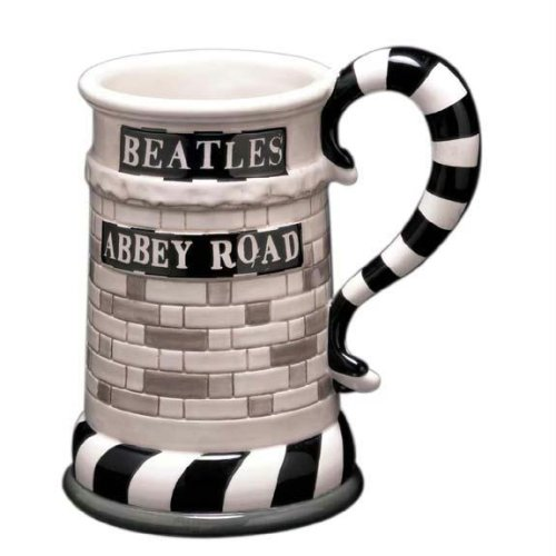 The Beatles - Abbey Road Collectors Stein Mug